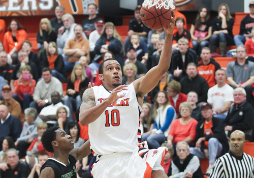 #11 Oilers Cruise to 105-50 Win