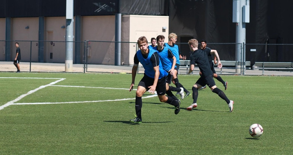 Men's Soccer Concludes Homestand Against San Diego State on Saturday