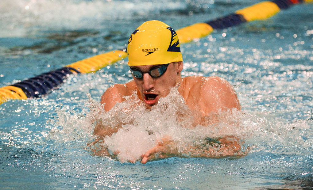 Andrew Wilson Claims Second Gold Medal at World University Games