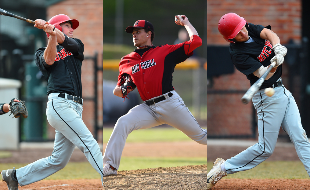 Mitchell Sweeps NECC Weekly Baseball Honors
