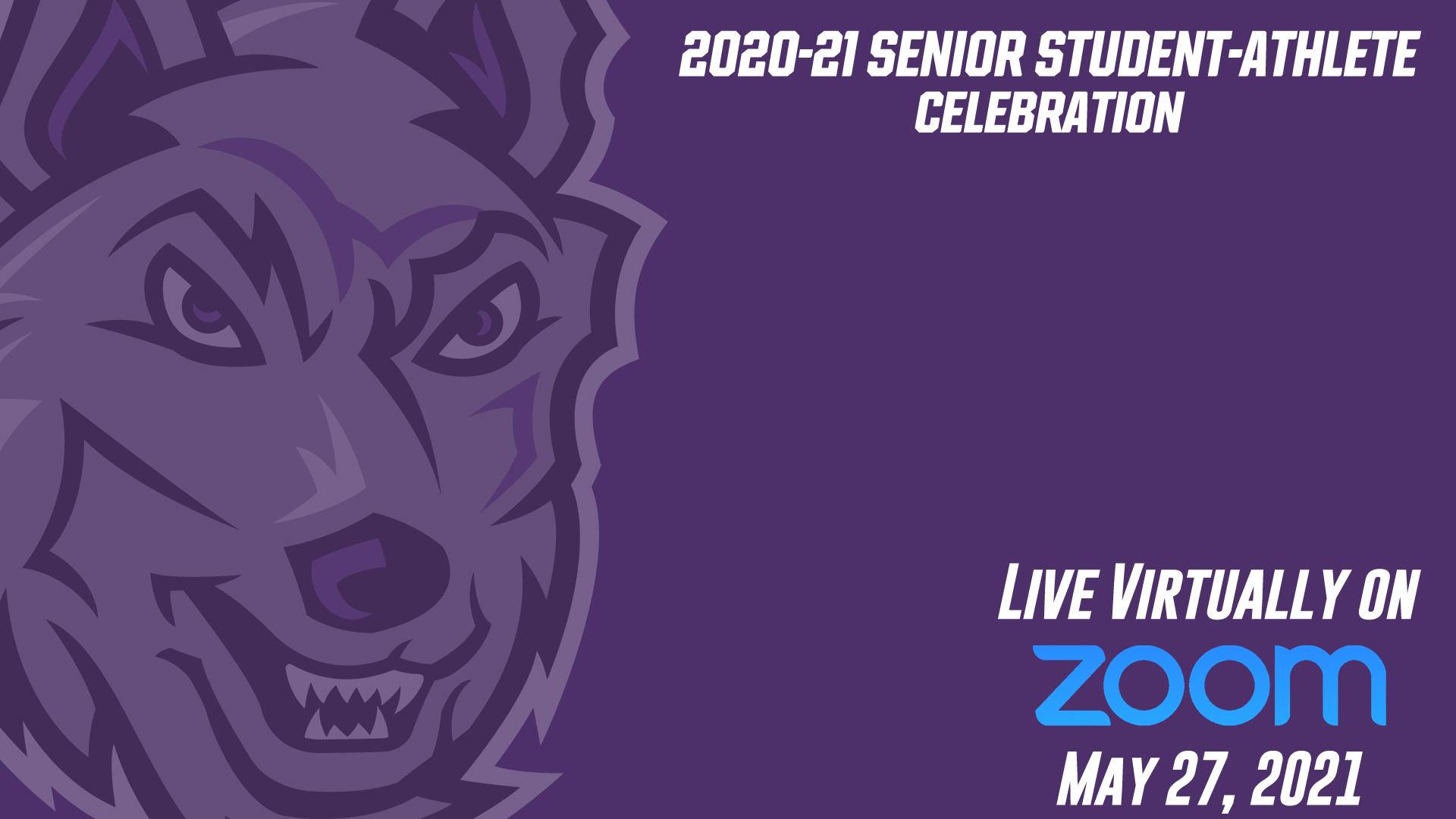 Department of Athletics to Host Virtual Senior Student-Athlete Celebration May 27