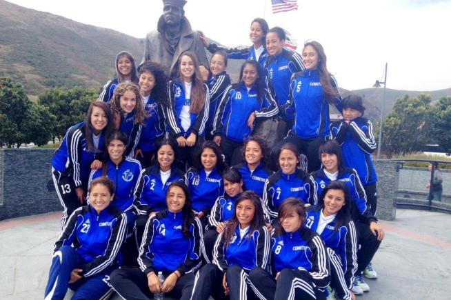 The Cerritos College women's soccer team posted a 3-1 win over Foothill College.