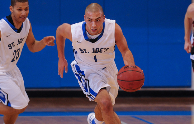 Men's Hoops Tops Mount Ida, 69-50