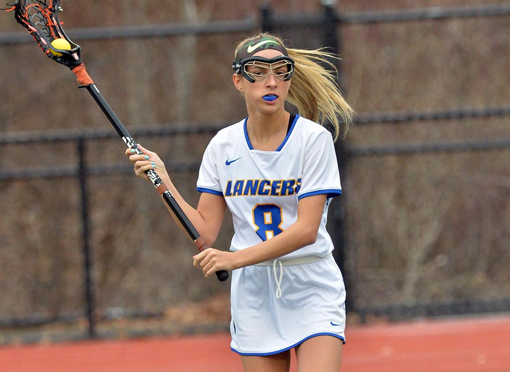 Women's Lacrosse Comes from Behind to Topple Smith