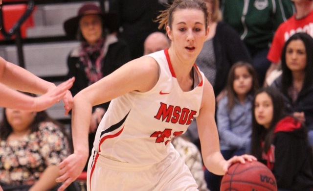 Reardon Named to All-NACC Second Team
