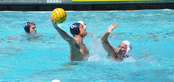 Late Charge Falls Short for Caltech