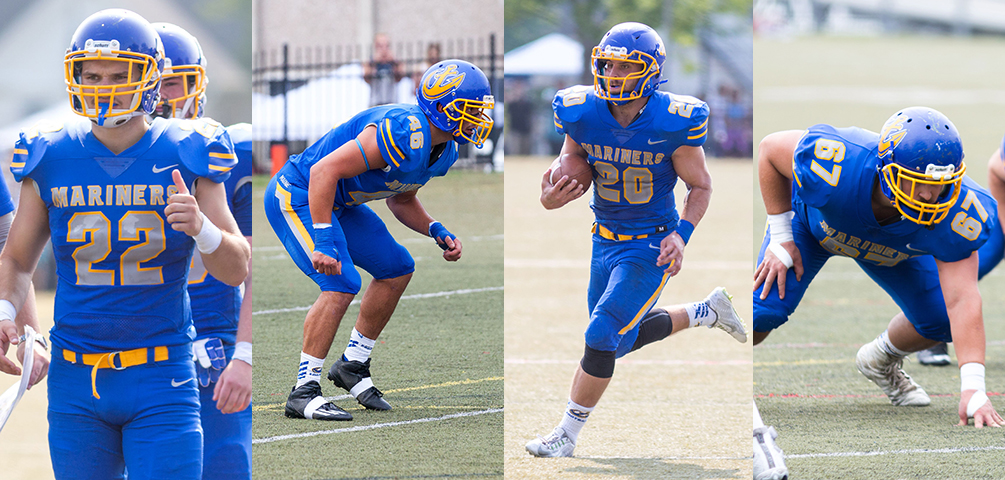 Four Named to 2018 NFF Hampshire Honor Society