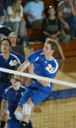 Brunner Eclipses 1,000 Career Kill Mark as Gauchos Beat Pacific in Four