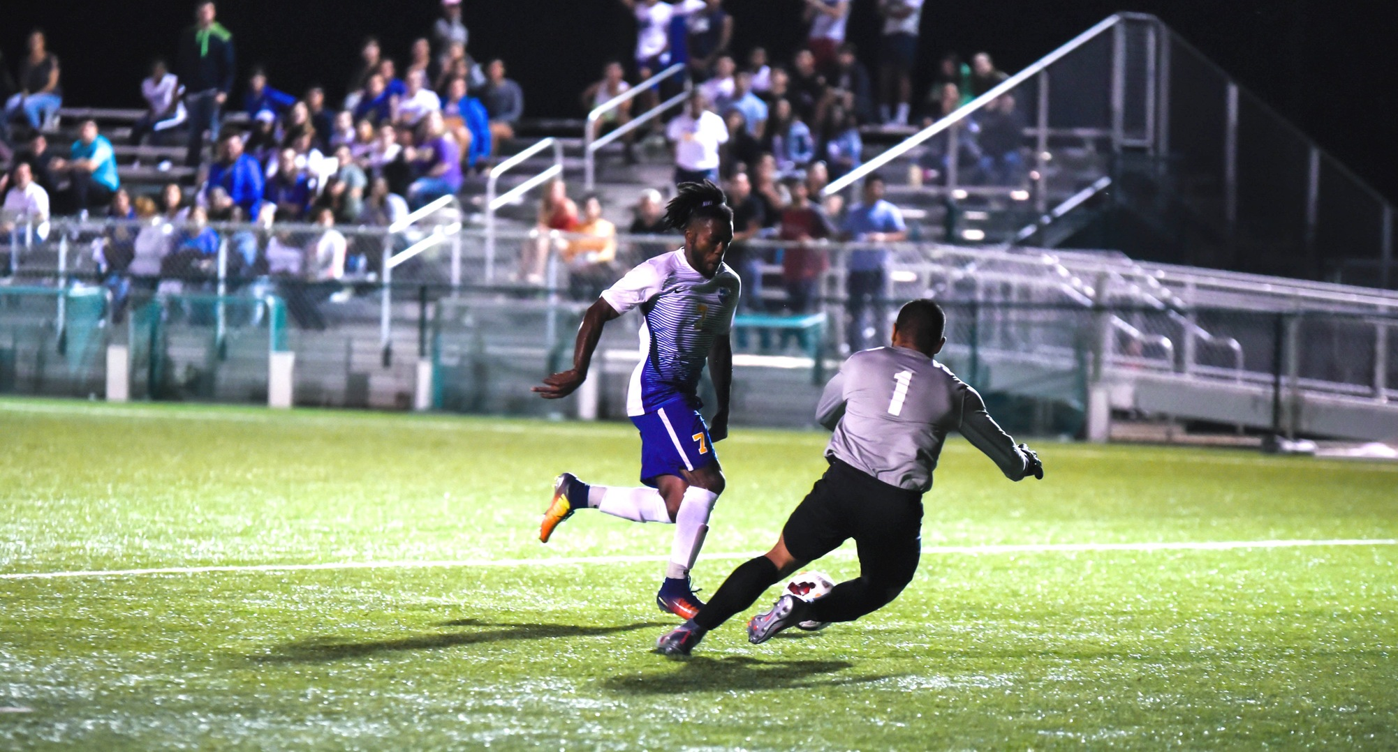 Men's Soccer Completes Undefeated Regular Season with 2-0 Win over Bob Jones
