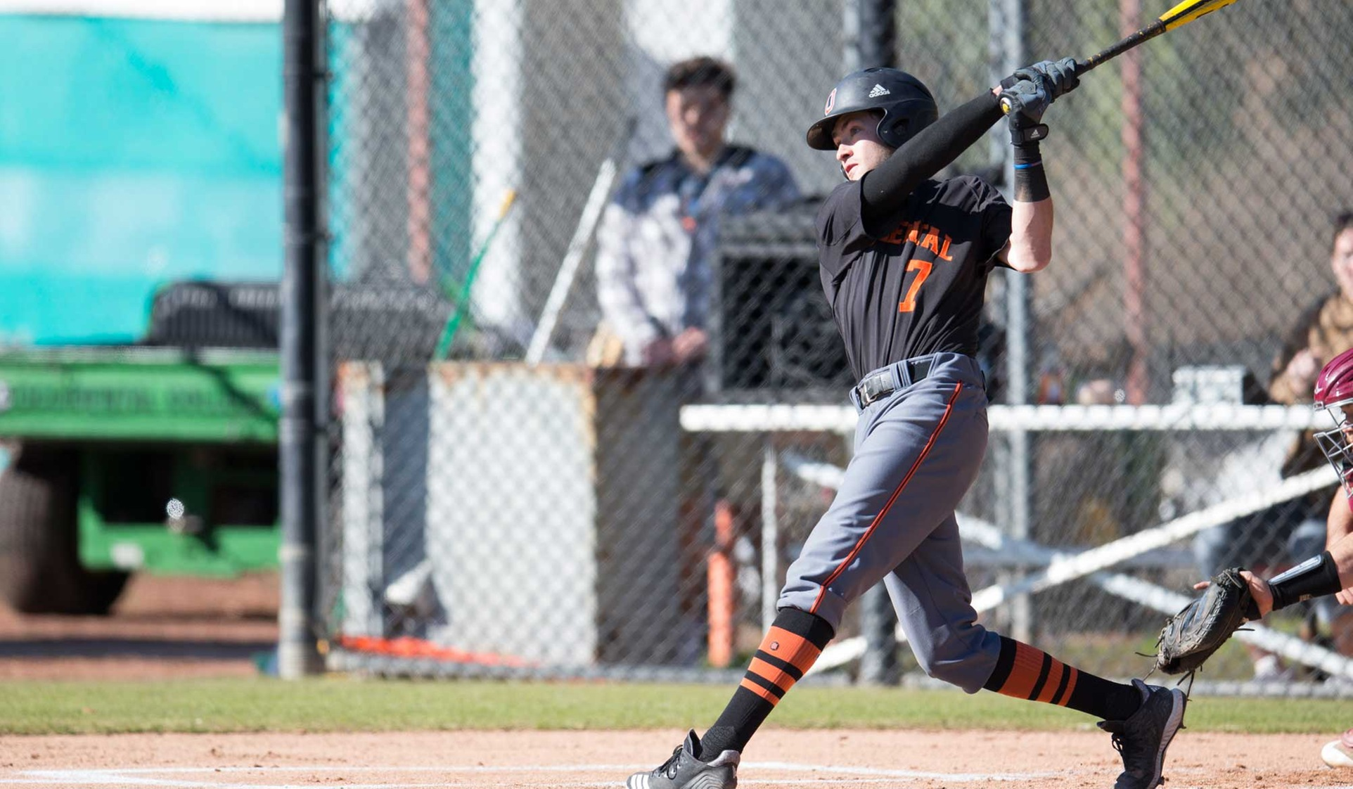Tigers Rally to Sweep Poets