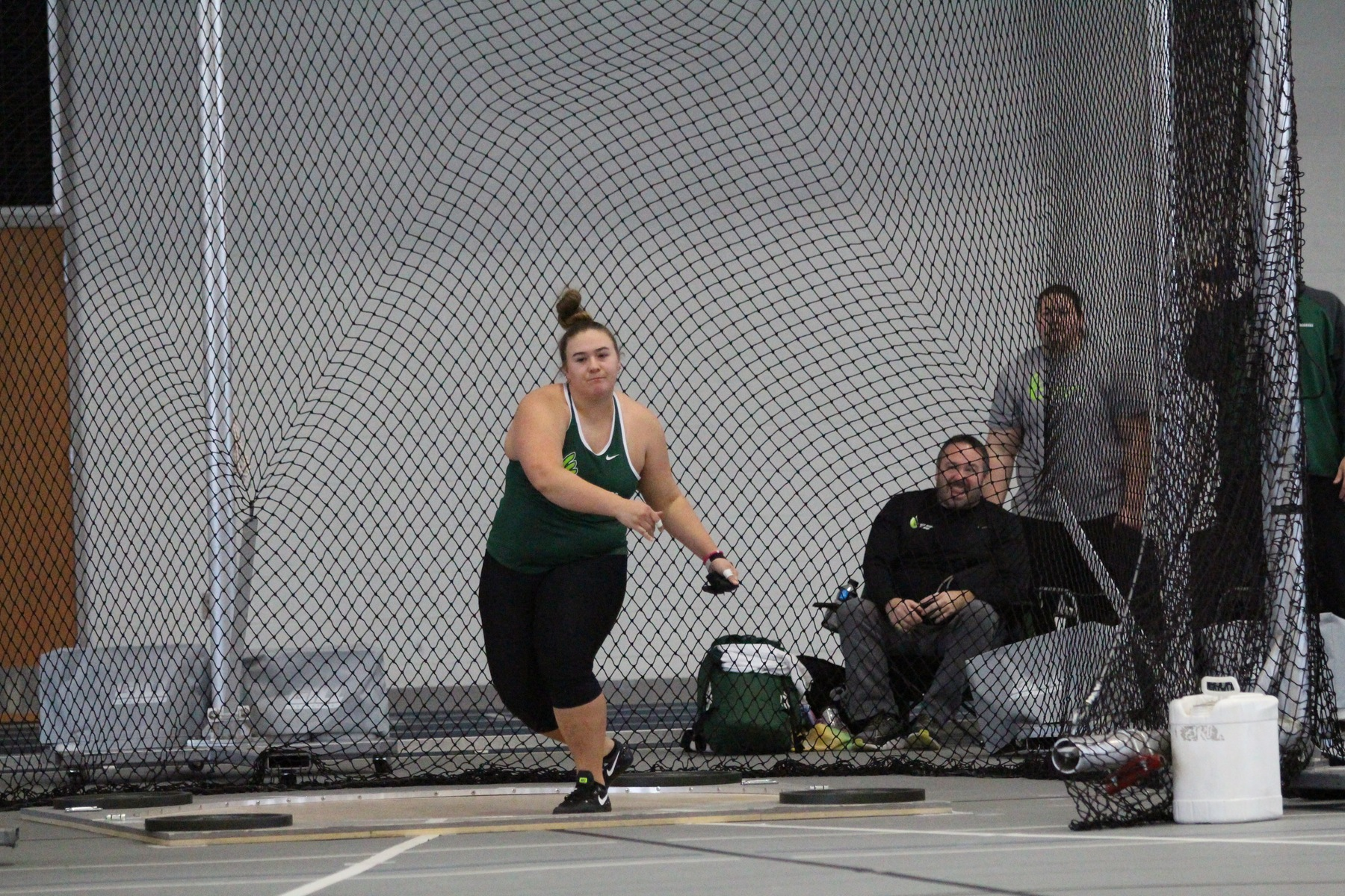 Women's Track and Field 13th at Indoor All-Ohio