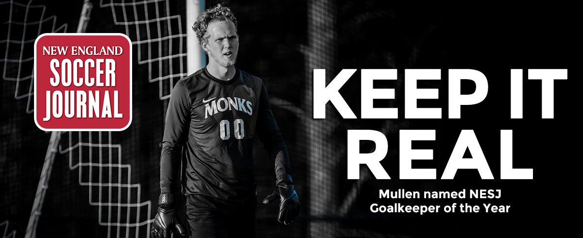 Mullen Selected as NESJ Goalkeeper of the Year