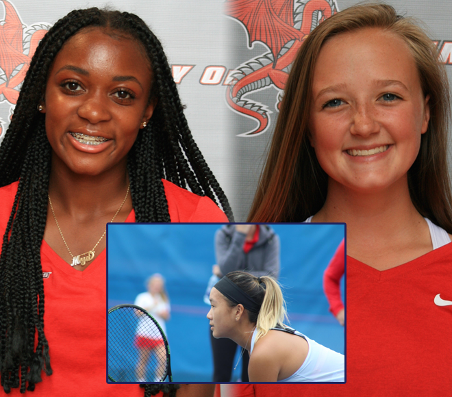 SUNYAC selects weekly Women's Tennis Athletes of the Week