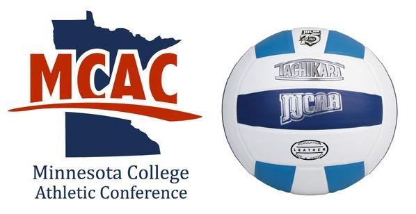 MCAC Volleyball Athletes-of-the-Week