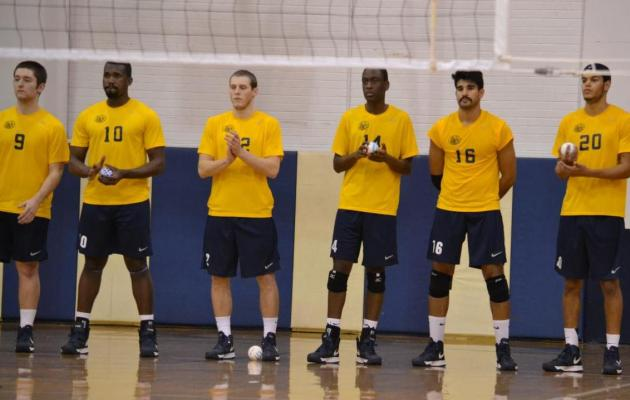 Coker Men's Volleyball To Host Belmont Abbey