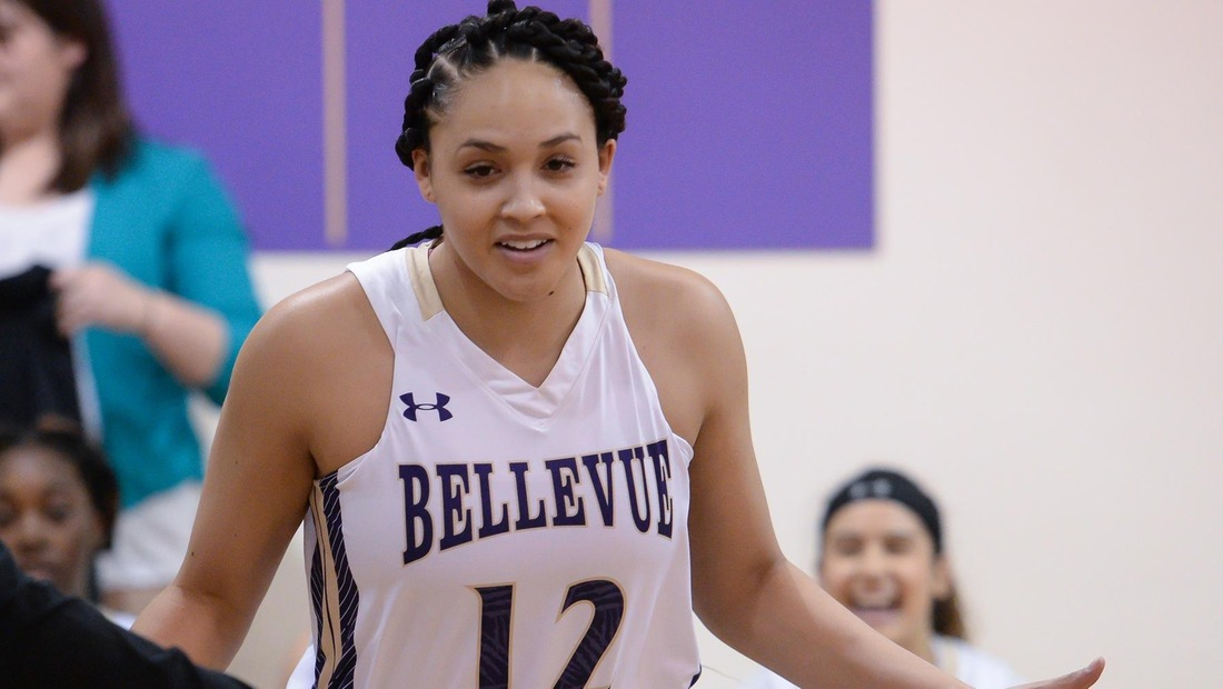 Elexis Martinez scored a game-high 18 points to power BU past Waldorf