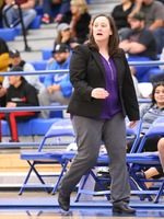 Trisha Kozlowski was voted the conference's Coach of the Year