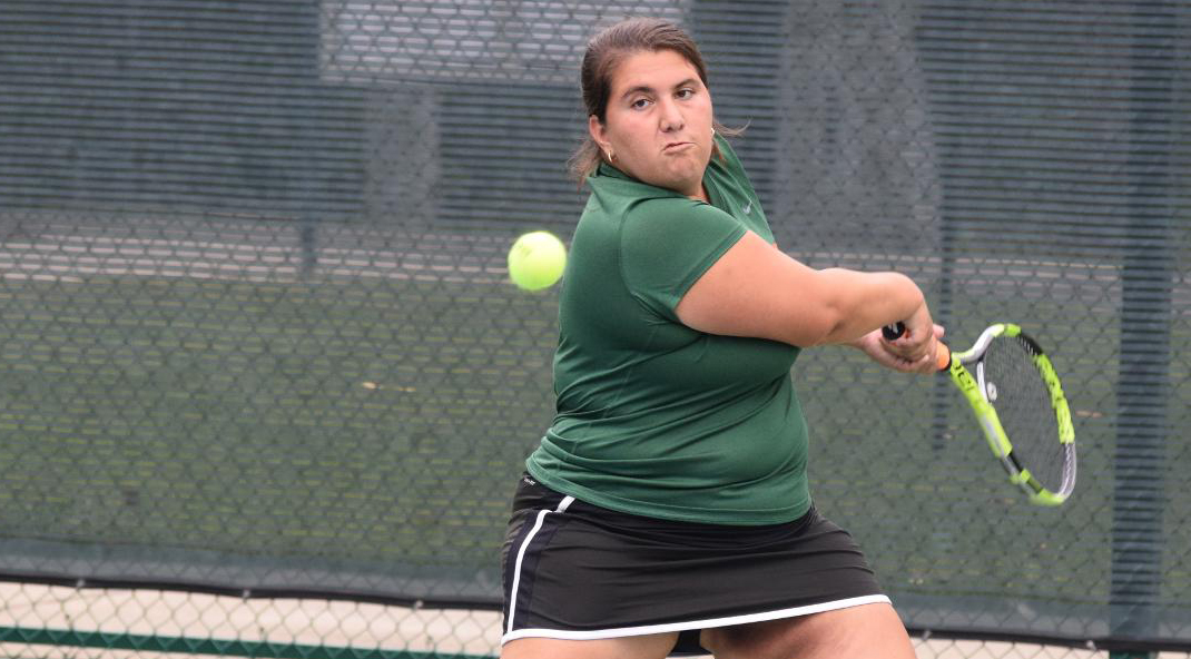Tennis tops Caltech, finishes fifth