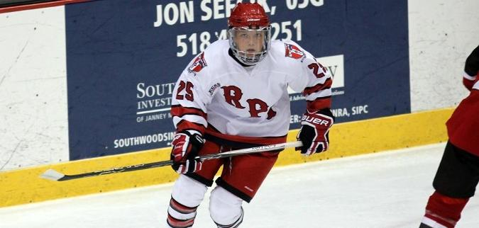 RPI Keeps Playoff Hopes Alive with Tie at Dartmouth