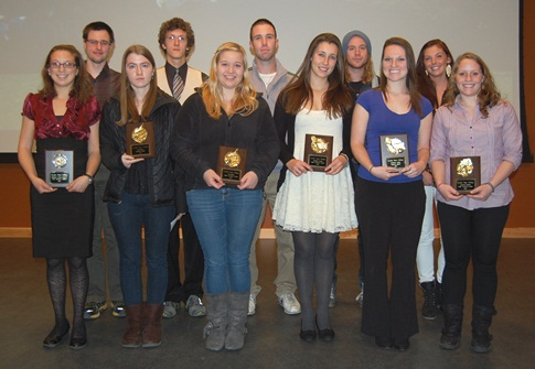 Lyndon honors Fall athletes