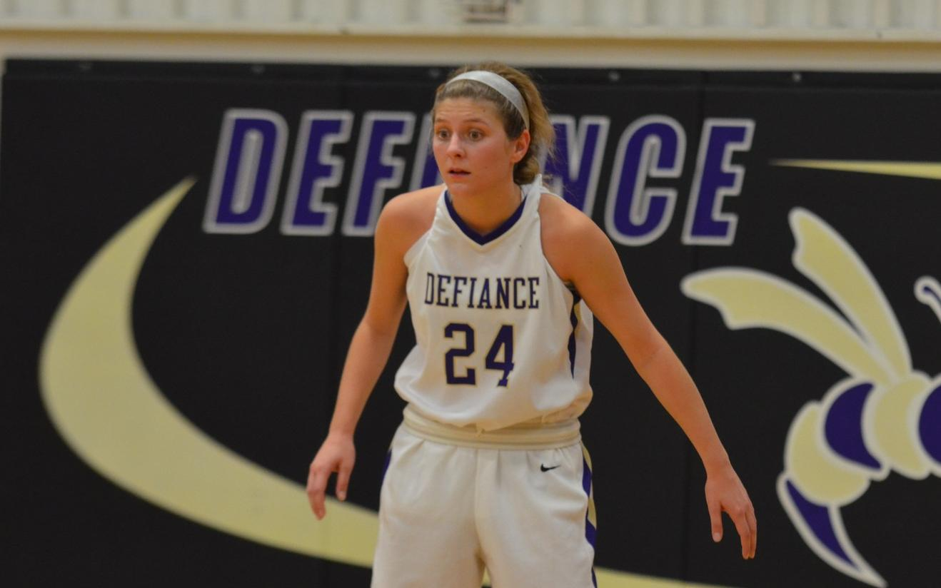 Defiance Plays Host to Area Rival Bluffton