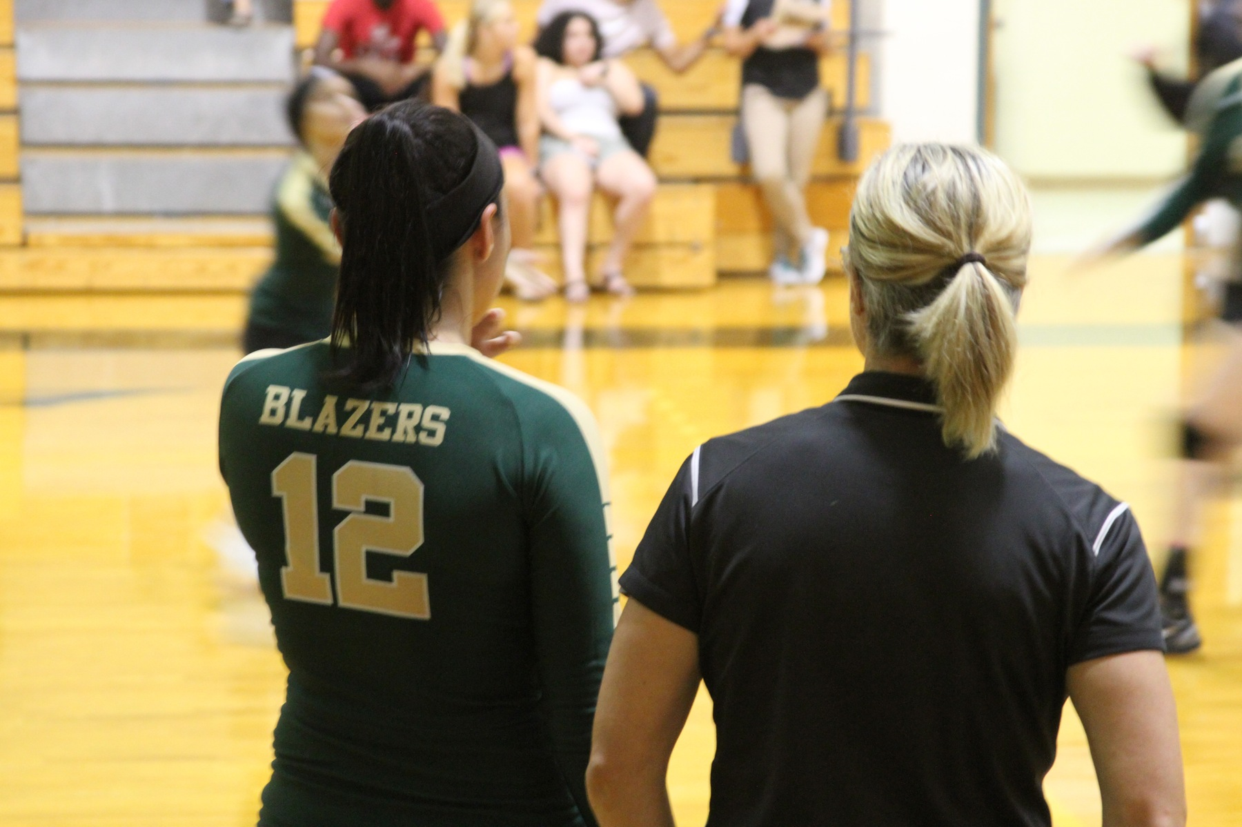Volleyball Win Streak Snapped At ENC