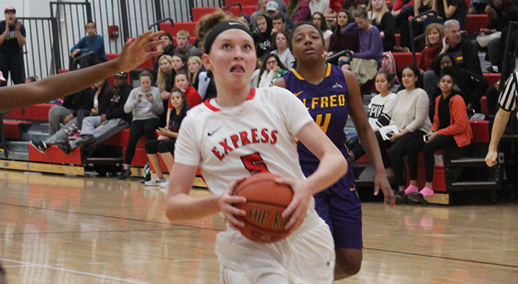 Women's Basketball Returns To Action, Falls At Keuka