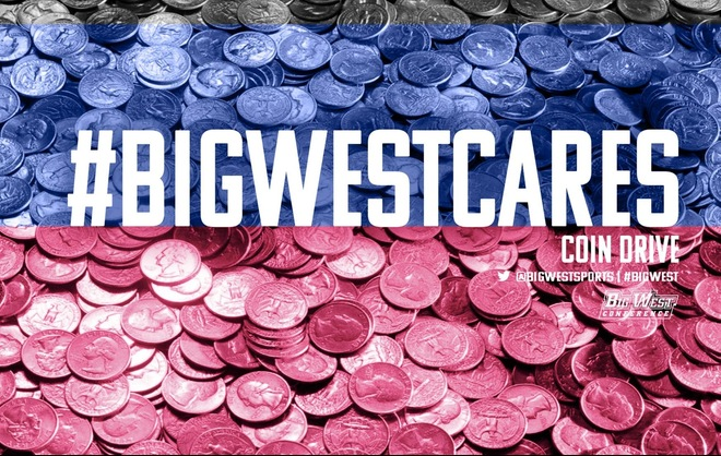 Big West Coin Drive Returns for February