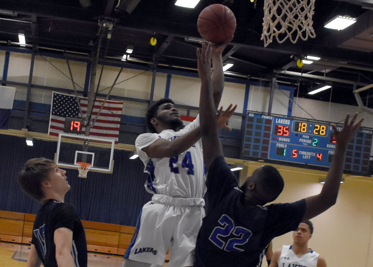No. 18 Lakeland rolls past Bryant & Stratton with big second half, 90-69