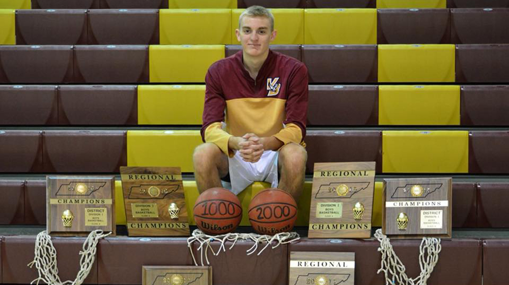 Golden Eagles kick off early signing period with addition of Van Buren County's Caden Mills