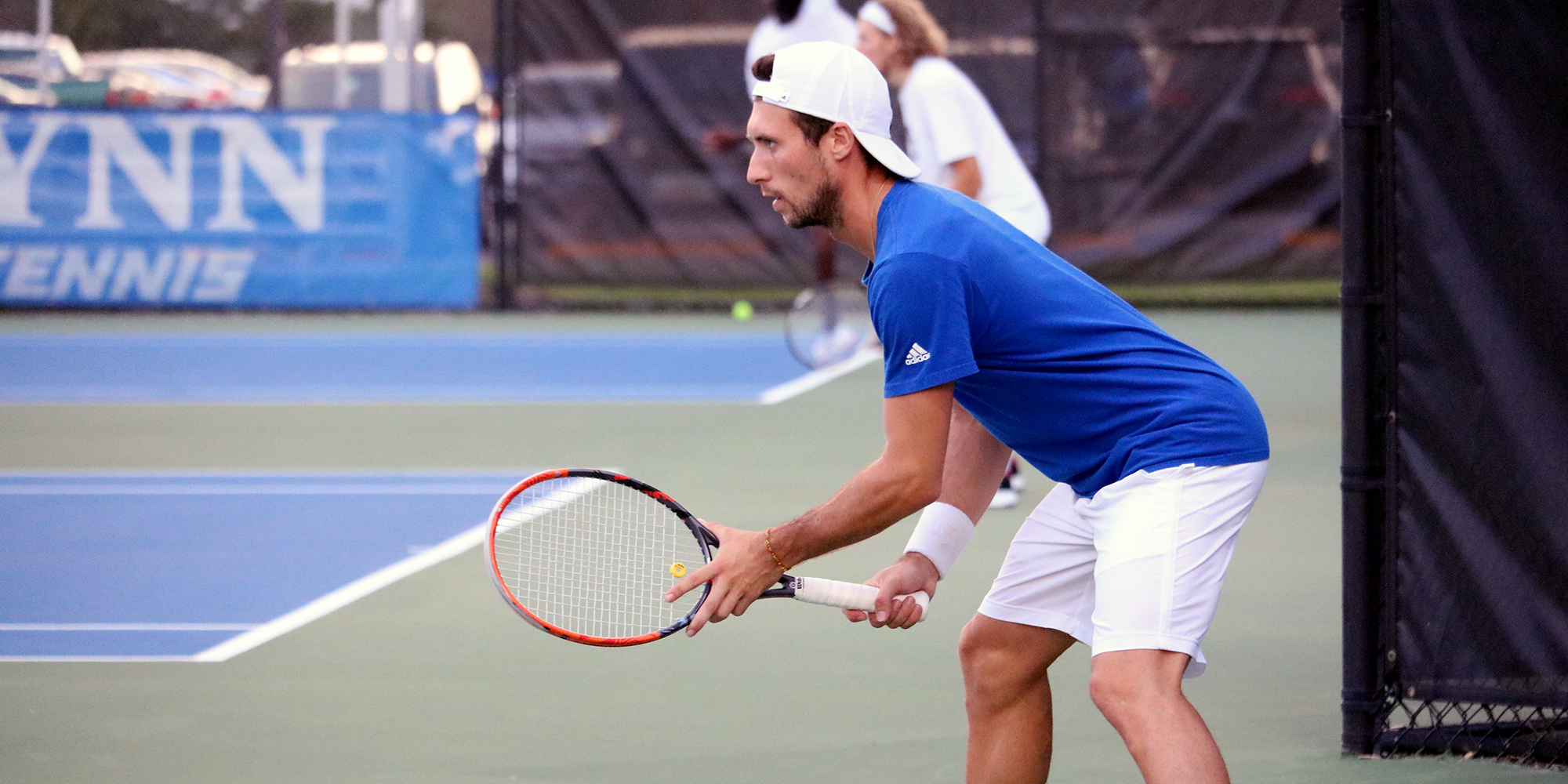 Men's Tennis Secures SSC Opener at Rollins