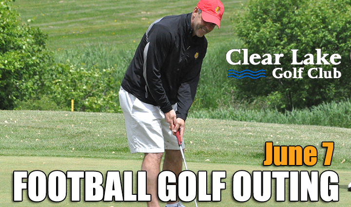 31st Annual Ferris State Football Golf Outing Set For June 7