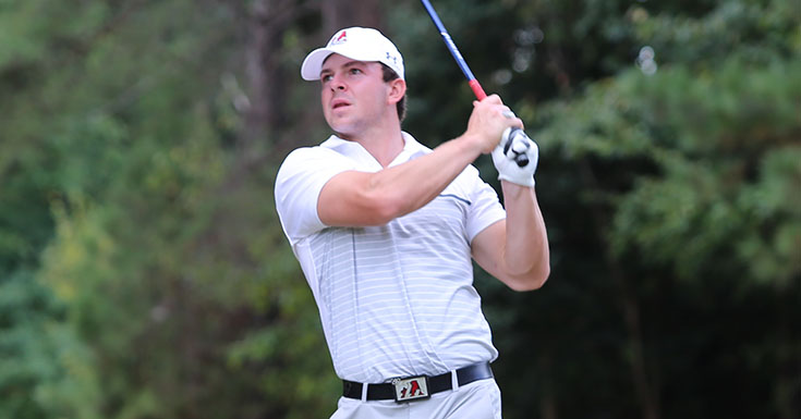 Golf: Ben Womack named USA South Co-Golfer of the Week