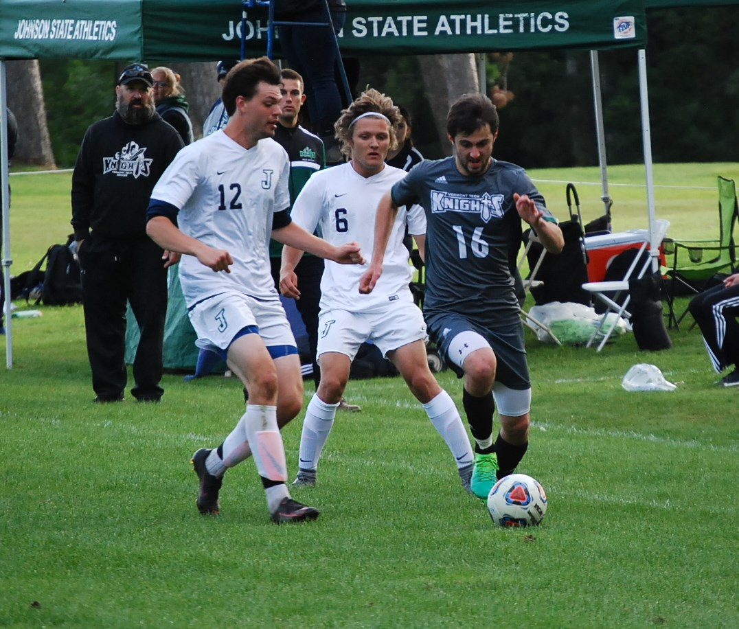Men's Soccer earns 1-1 draw against formidable Southern Maine team