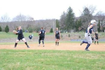 Lady Lions upend PSU Abington 13-5.