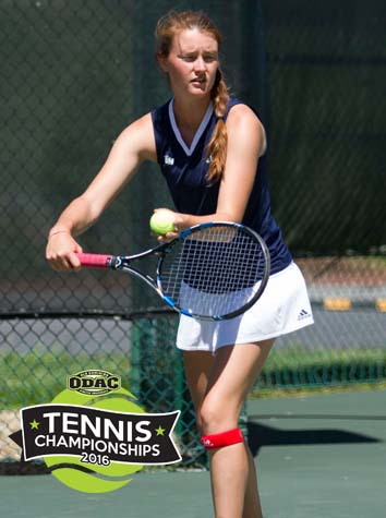 Emory & Henry Women's Tennis Blows By Lynchburg, 5-0, to Advance to ODAC Semifinals
