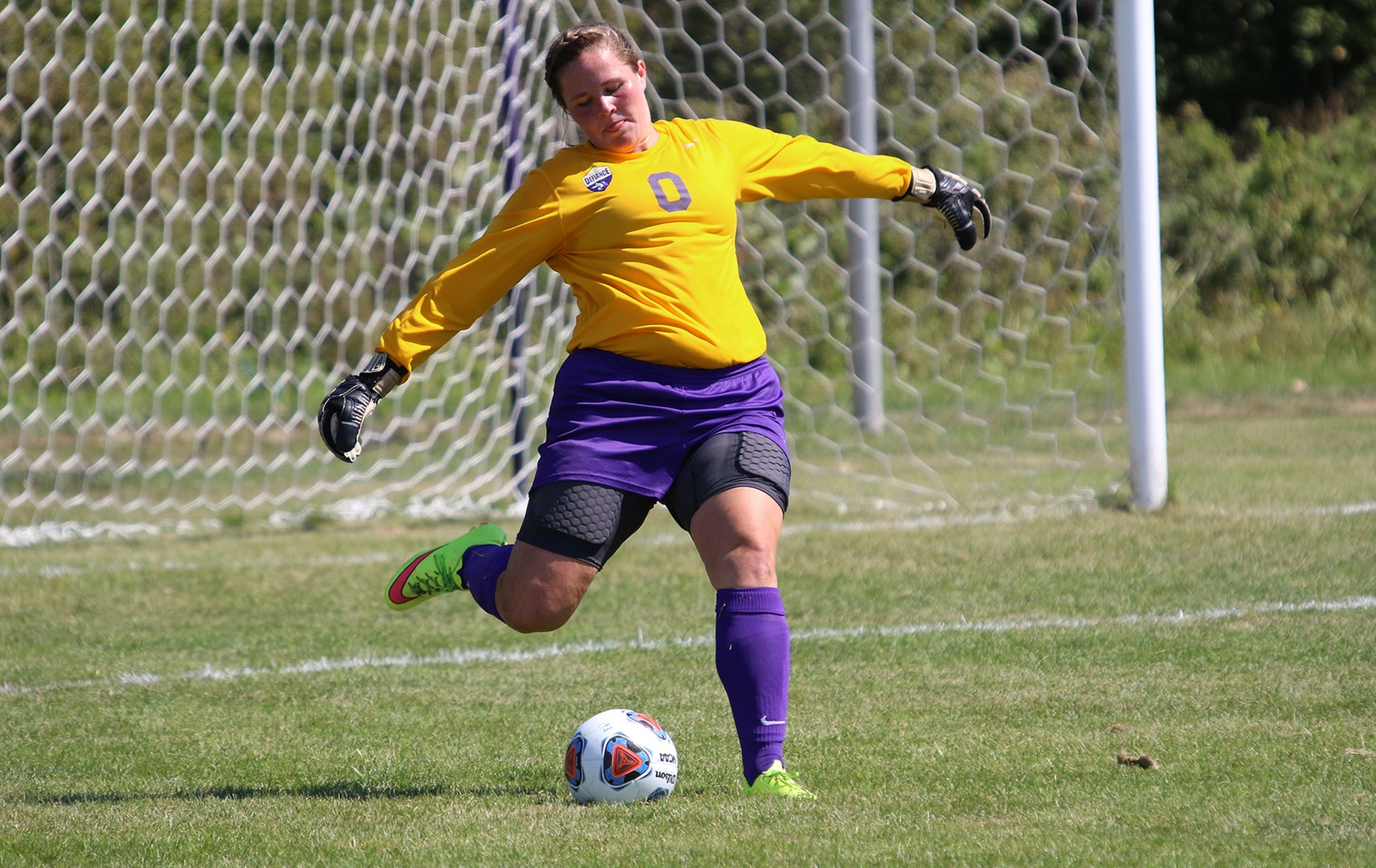 Yellow Jackets Shutout By Engineers