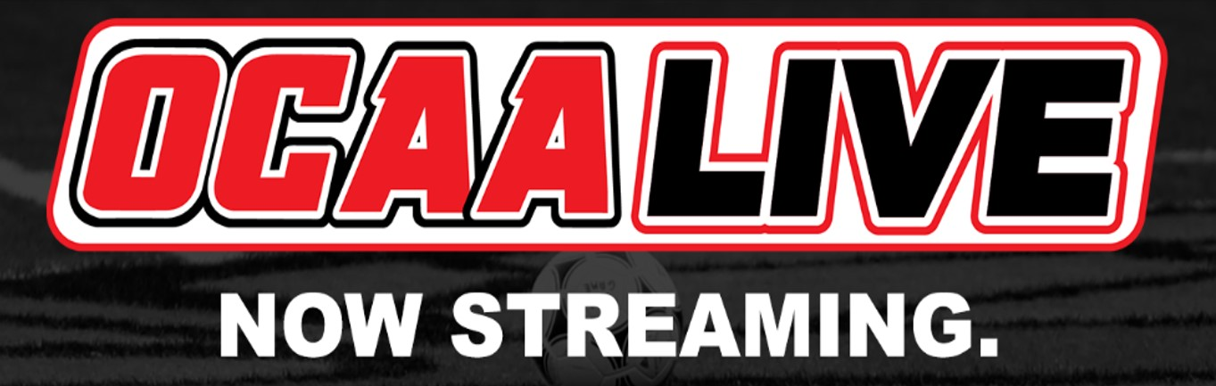 OCAA Live streaming button link