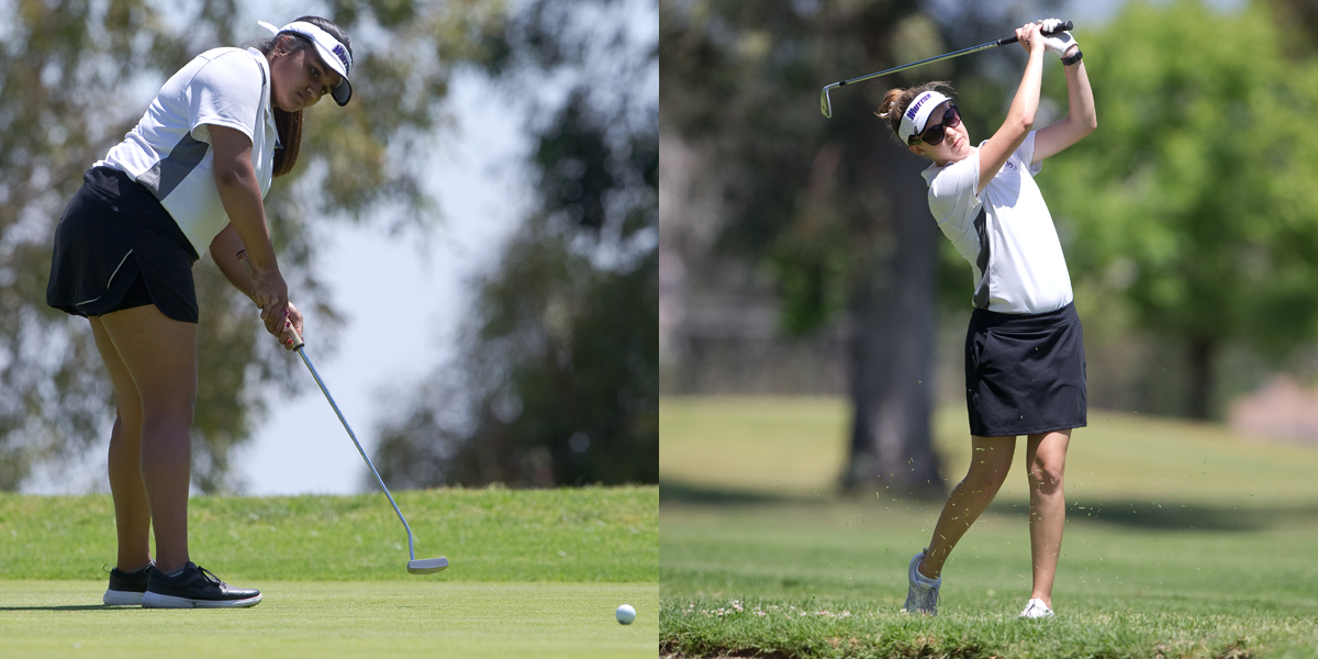 Kajal Vitha and Taylor Beckwith named 2nd Team All-SCIAC