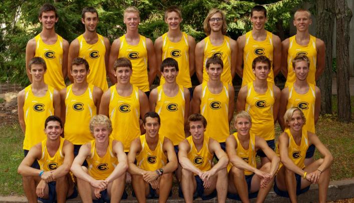 Men's Cross Country Distributes Team Awards