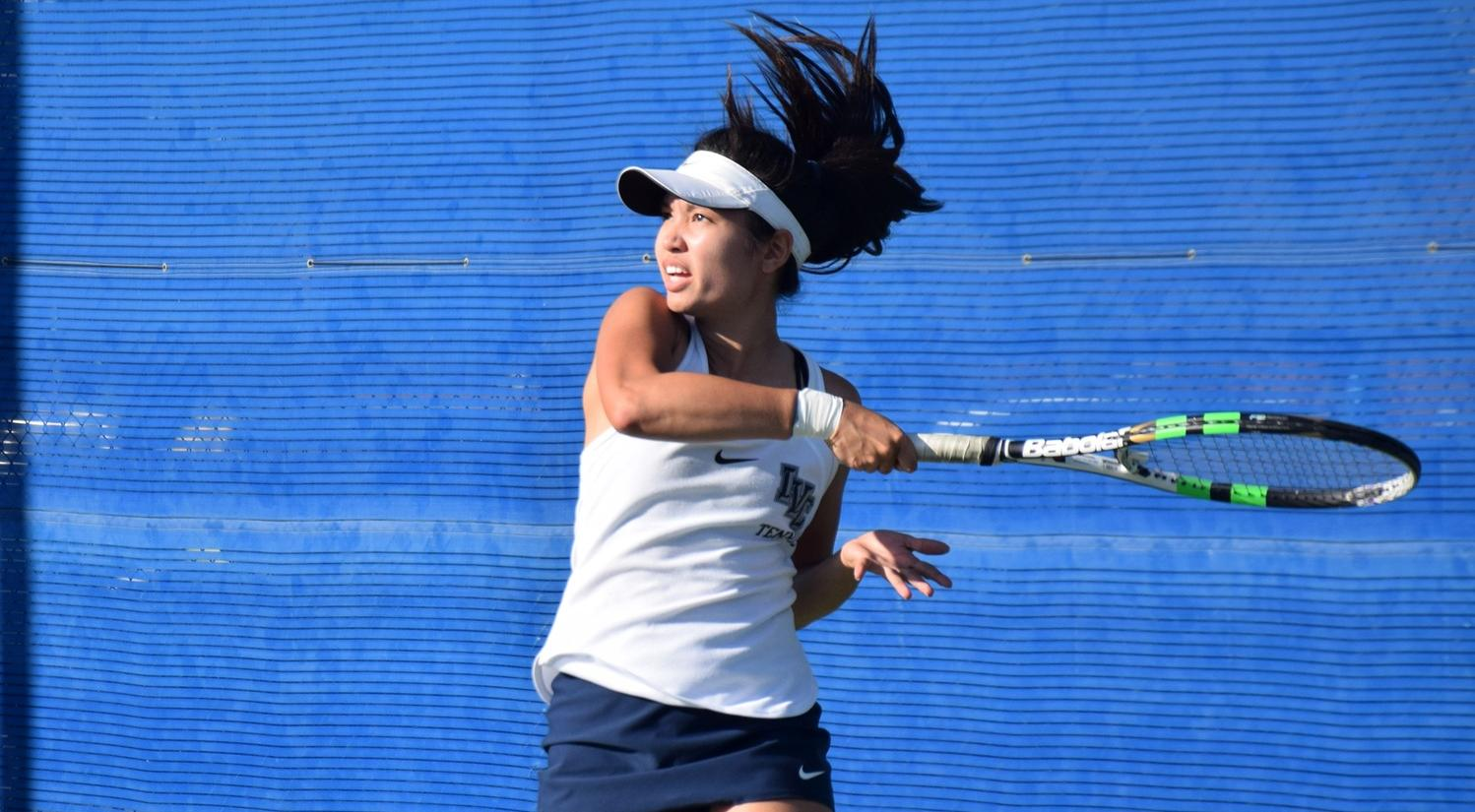 Women's tennis team still battling for a conference title