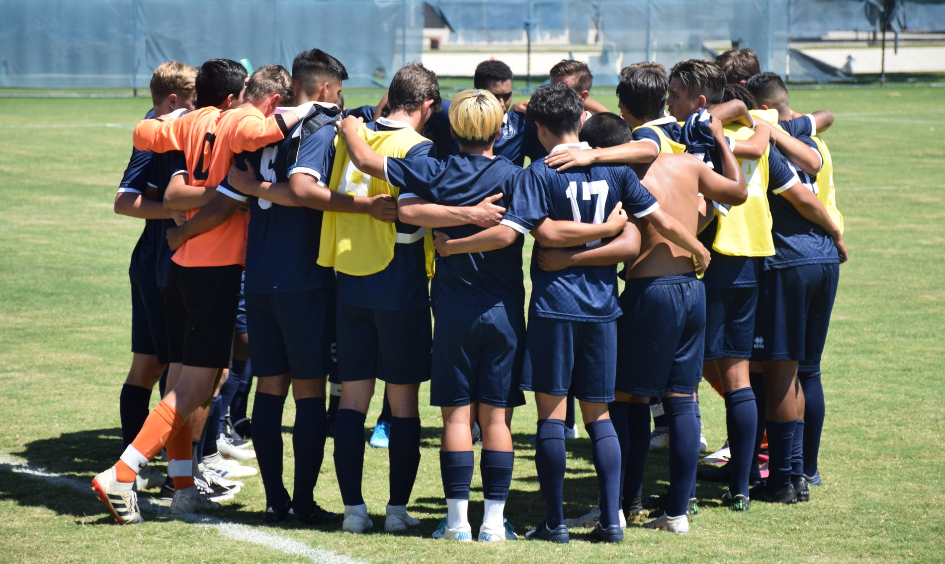 Men's soccer team drops tough contest on road at El Camino
