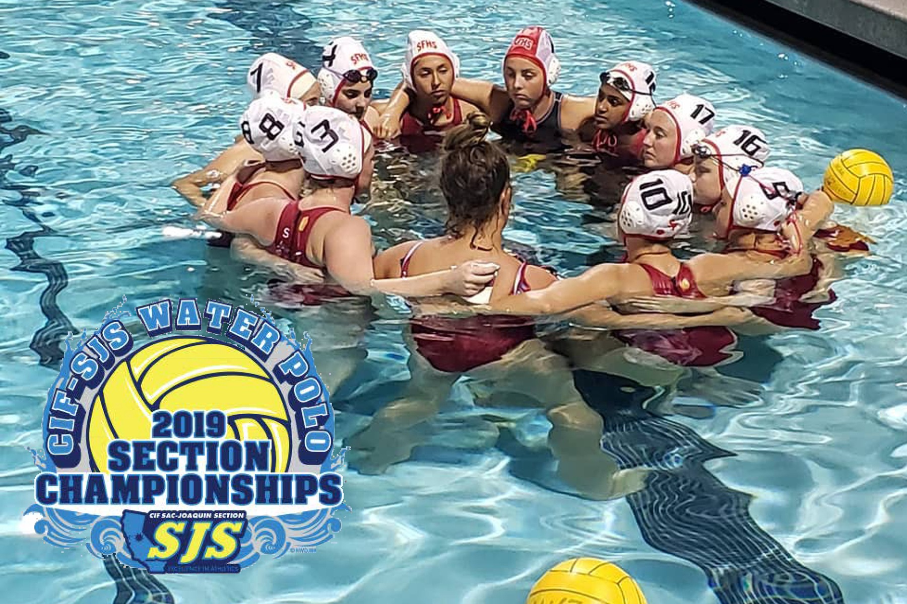 Water Polo Garners No. 2 Seed in Section Bracket