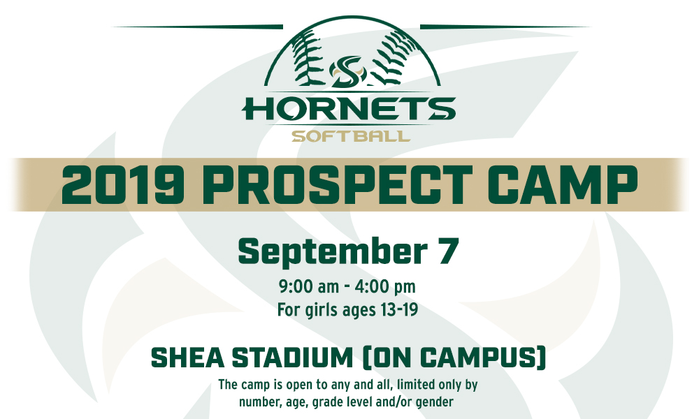 REGISTRATION AVAILABLE FOR SEPT. 7 PROSPECT CAMP
