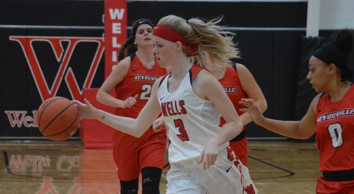 Hartwick Surges Past Women's Basketball