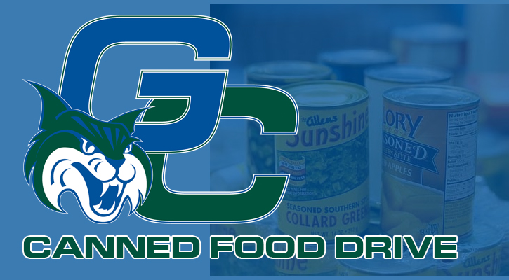 GC Marketing Class to Organize Can Food Drive Wednesday