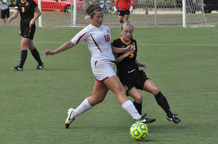 Women's Soccer: Birmingham-Southern hands Panthers first loss of season