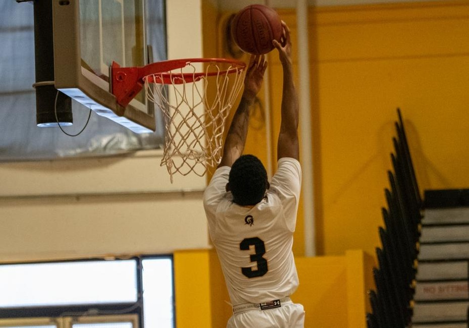 Anderson Scores Season-High 27 Points Leading Tribunes to 101-57 Victory