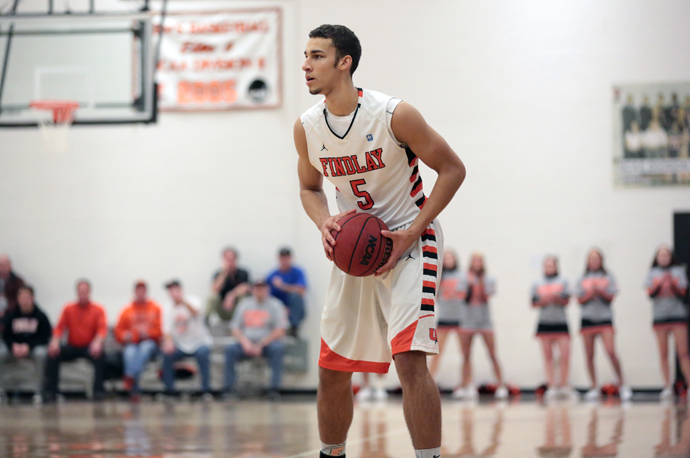 Late Run Keys Oilers 62-50 Win Over Malone