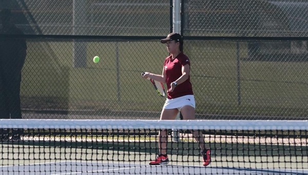 Kangaroos Fall to Pirates in SCAC Women's Tennis Semis